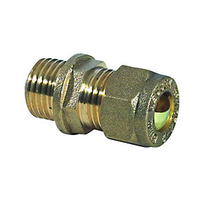 Coupling Compression ml 15mm x 1/2in