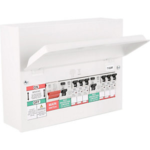 MK 6 Way Metal Fully Loaded 3rd Amendment Consumer Unit K7664SRPMET