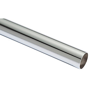 Wednesbury Copper Tube Chrome Length 35mm x 3m