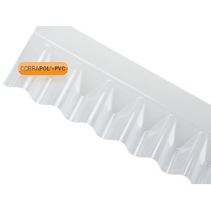 Corrapol PVC Corrug Wall Flashing 950mm Thick
