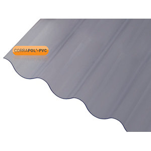 Corrapol PVC DIY Grade Sheet 950 X 3000mm