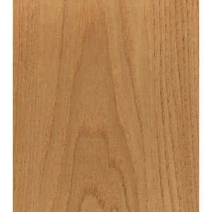 Crown Cut Oak Veneer MDF Board 2440mm x 1220mm