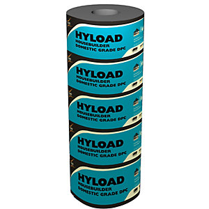Hyload Housebuilder Damp Proof Course 112.5mm x 20m