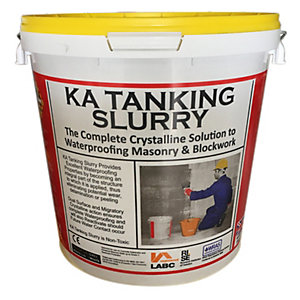 Ka Grey Tanking Slurry Waterproofing Solution 25kg