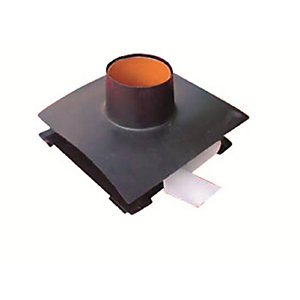 Visqueen Radon Membrane Top Hat Unit 110mm