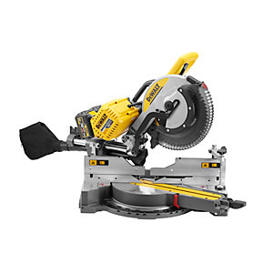 DeWalt 54V Flexvolt 305mm Mitre Saw 2 x  Batteries DHS780T2-GB