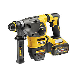 DeWalt 54V Xr Flexvolt SDS-plus 2 x  9.0AH