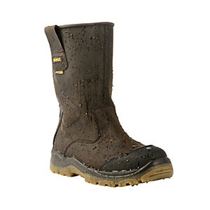 DeWalt Tungsten Waterproof Rigger Boot