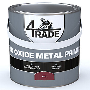 4Trade Red Oxide Primer Paint 2.5L