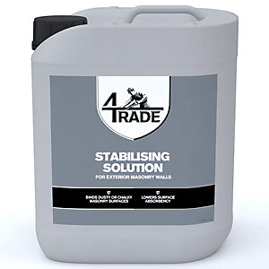 4Trade Stabilising Solution Primer Clear 5L