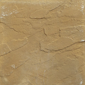 Marshalls Pendle Buff Paving Slab 600mm x 600mm x 38mm