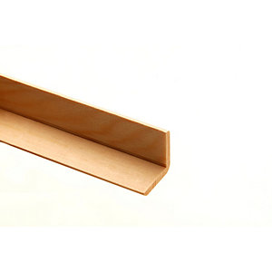Burbidge External Angle Pine 20mm x 20mm x 2.4m