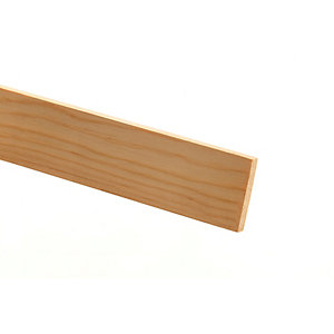 Burbidge Strip Wood Pine 12mm x 12mm x 2.4m