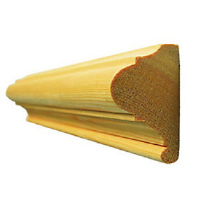 Dado Rail Best Pattern 7 25mm x 63mm (Fin Size 20mm x 57mm)