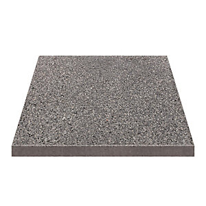 Marshalls Argent Smooth Garden Paving Dark 200mm x 600mm x 38mm FL4349250