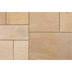 Marshalls Fairstone Antique Golden Sand Multi Project Pack 16SQM