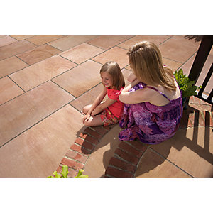 Marshalls Fairstone Flamed Narias Garden Paving 4 Size Mixed Project Pack 13.5m²