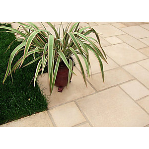 Marshalls Firedstone Fired York Paving Patio Pack 5m2 CF4000900