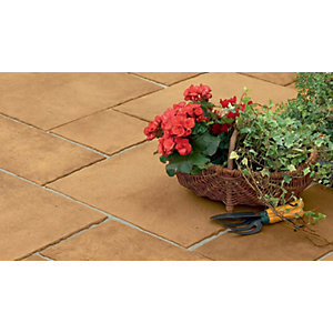 Marshalls Firedstone Sunrise Paving Patio Pack 5m2 CF4003900