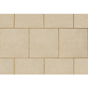 Marshalls Saxon Natural Paving Pack 600mm x 600mm x 50mm
