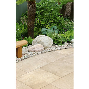 Marshalls Symphony Vitrified Paving - Project Pack Beta Buff 16.16m2