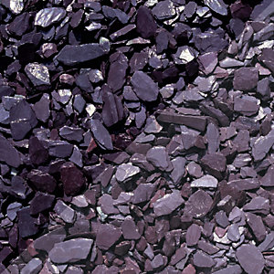 Hanson Blue Slate Chippings Maxipack 23KG