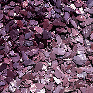 Hanson Plum Slate Chippings Maxipack