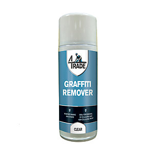 4Trade Graffiti Remover Liquid Spray 400ml
