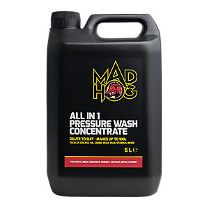 Mad Hog All in 1 Pressure Wash Concentrated 5L