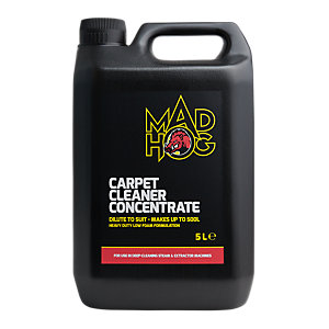 Mad Hog Heavy Duty Carpet Cleaner Concentrated 5L