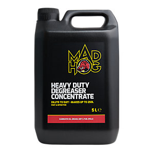 Mad Hog Heavy Duty Degreaser Concentrated 5L