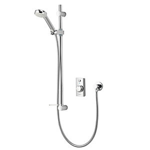 Aqualisa Visage Concealed Digital Shower with Adjustable Head Gravity Pumped VSD.A1.BV.14