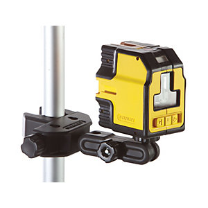 Stanley Intelli Tools Cross Line 90™ Laser with Pole