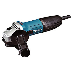Makita DK0056Z1/2 230mm and 115mm Angle Grinder Twin Pack 240 Volt