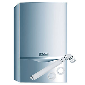 Vaillant ecoTEC Exclusive 838 38kW Combi Gas Boiler ERP and Horizontal Flue Pack