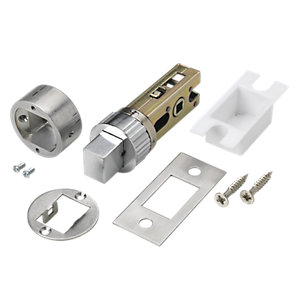 EDB45mm Easy Fit Deadbolt Satin Nickel