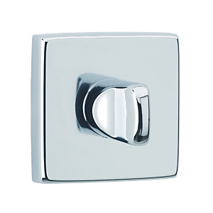 Urfic Bathroom Square Turn & Release Chrome