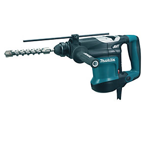 Makita 32mm SDS+ Avt Rotary Hammer C/WA Accessory Kit 110v S-mak32c/1