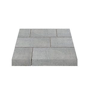 Fairstone Sawn Granite Setts -3 Mixed Size Project Pack - 7.65m2