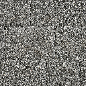 Marshalls Drivesett Argent Priora Block Paving Graphite Mixed Size Pack - 8.06 m2 pack coverage