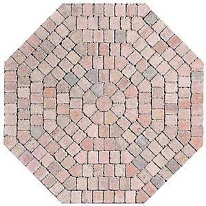 Marshalls Drivesett Tegula Octant Pack 2.46m² Diameter Traditional - Pack of 225