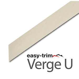 Easy Trim Verge U Cloak Board 3.2mm 1200mm X 150mm