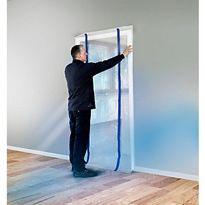 Cleanscreen Door Frame Quick Door