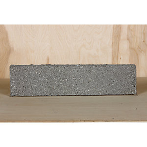 Marshalls Argent Dark Coping Coarse 600mm x 136mm x 50mm