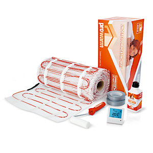 Prowarm 2.5m2 Underfloor Electric Heating Pack