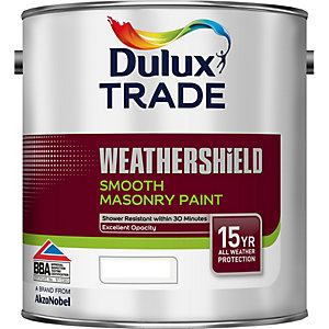 Dulux Trade Weathershield Paint Tinted Colour 2.5L