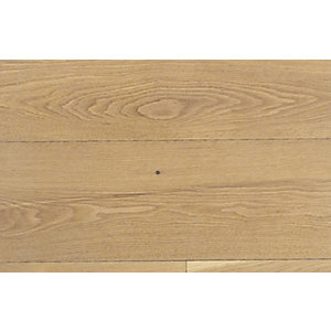 Engineered Flooring Elka Brushed & Oiled Oak Tongue & Groove 1860mm x 189mm x 22mm - Pack Size 2.11m²