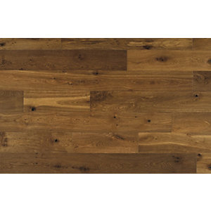 Engineered Flooring Elka Caramel Oak Tongue & Groove 1820mm x 190mm x 14mm - Pack Size 2.075m²