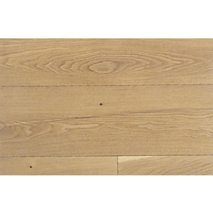 Engineered Flooring Tega Brushed & Oiled White Oak 1820mm x 190mm x 13mm - Pack Size 2.075m²