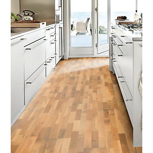 Engineered Kahrs Oak Matt Lacquered 2423 x 200 x 15mm Pack Size 2.91m2